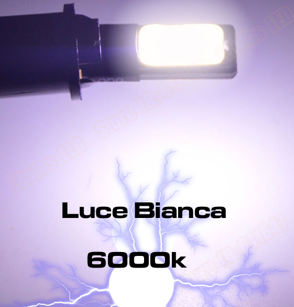 Led cambus luce bianca