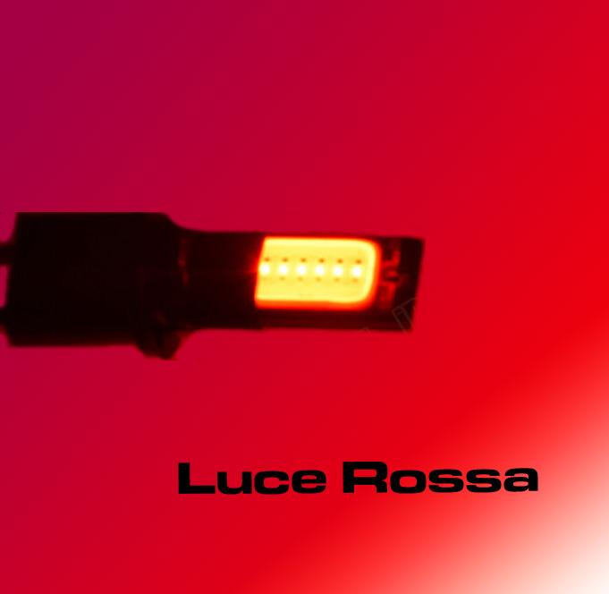Led cambus luce rossa